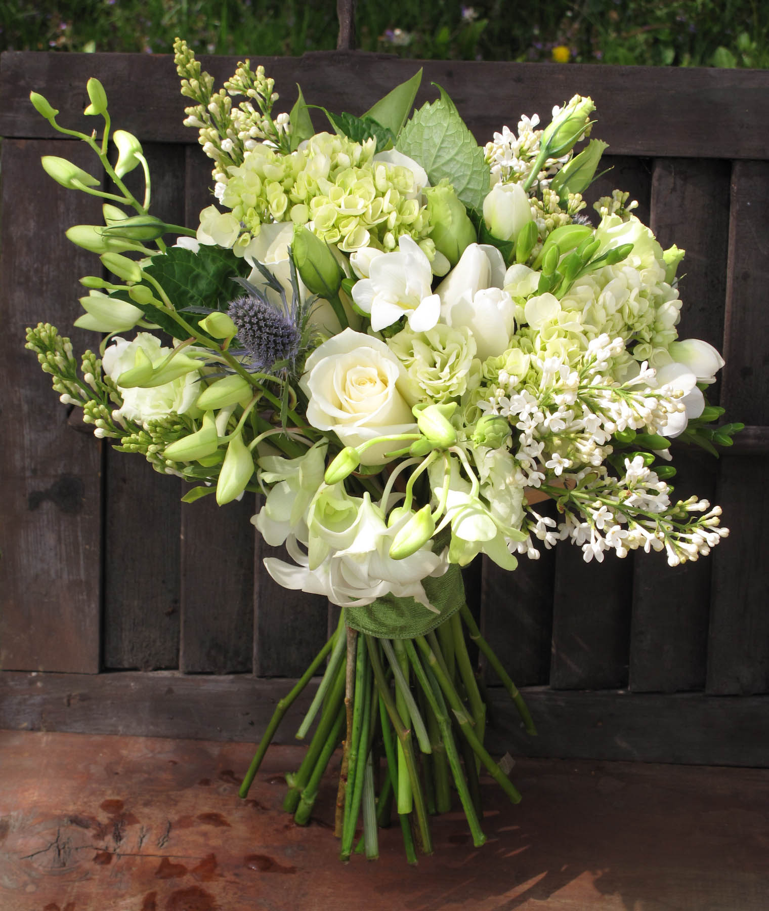Wedding Flowers White Green : May wedding flowers are blooming floral artistry by