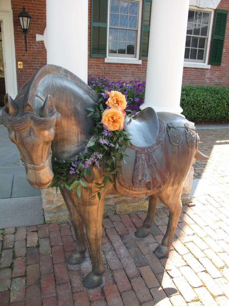 Audrey-bronze-horse