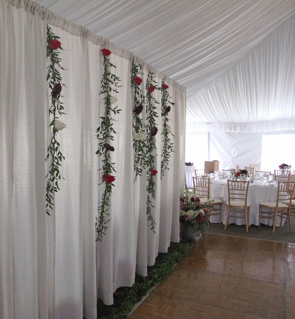 Vermont Wedding Flowers, Topnotch Resort Wedding, Floral Artistry