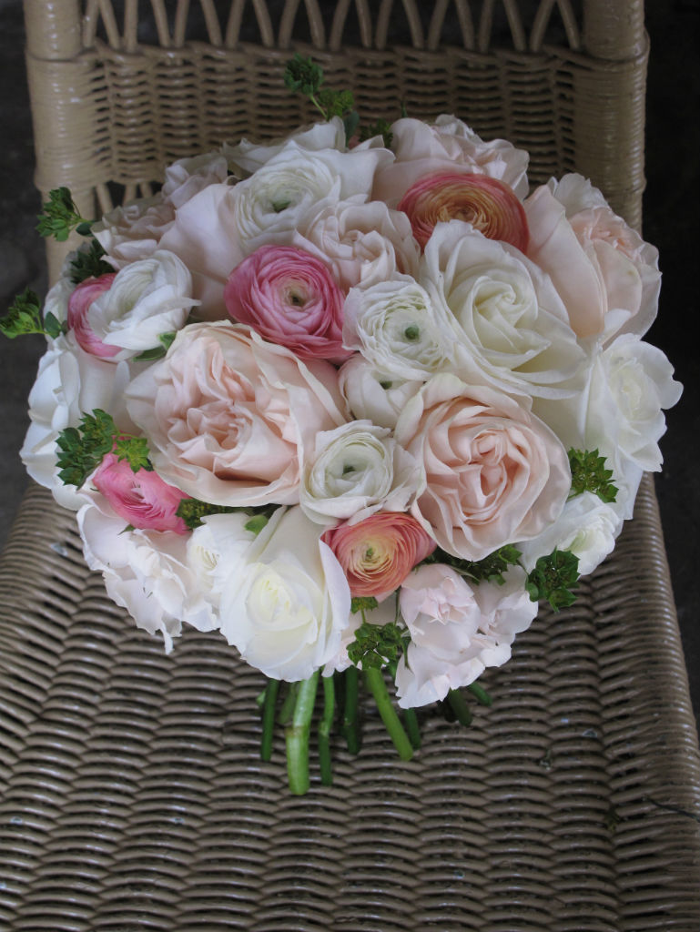 Wedding at The Ponds, Blush pink flowers, Vermont Wedding Flowers