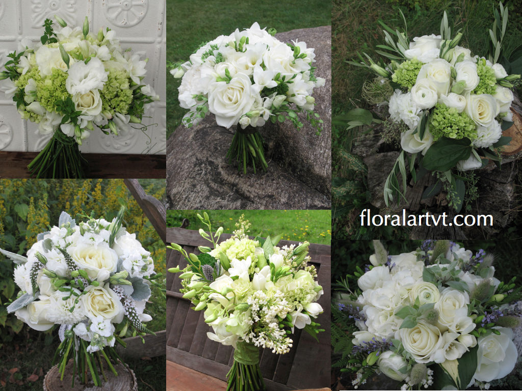 Floral Artistry, Vermont Weddings