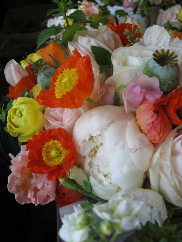 Floral Artistry, Vermont wedding, Alison Ellis