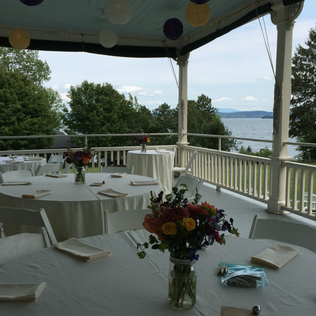 Wedding at Grand Isle Lake House, Flowers by Floral Artistry