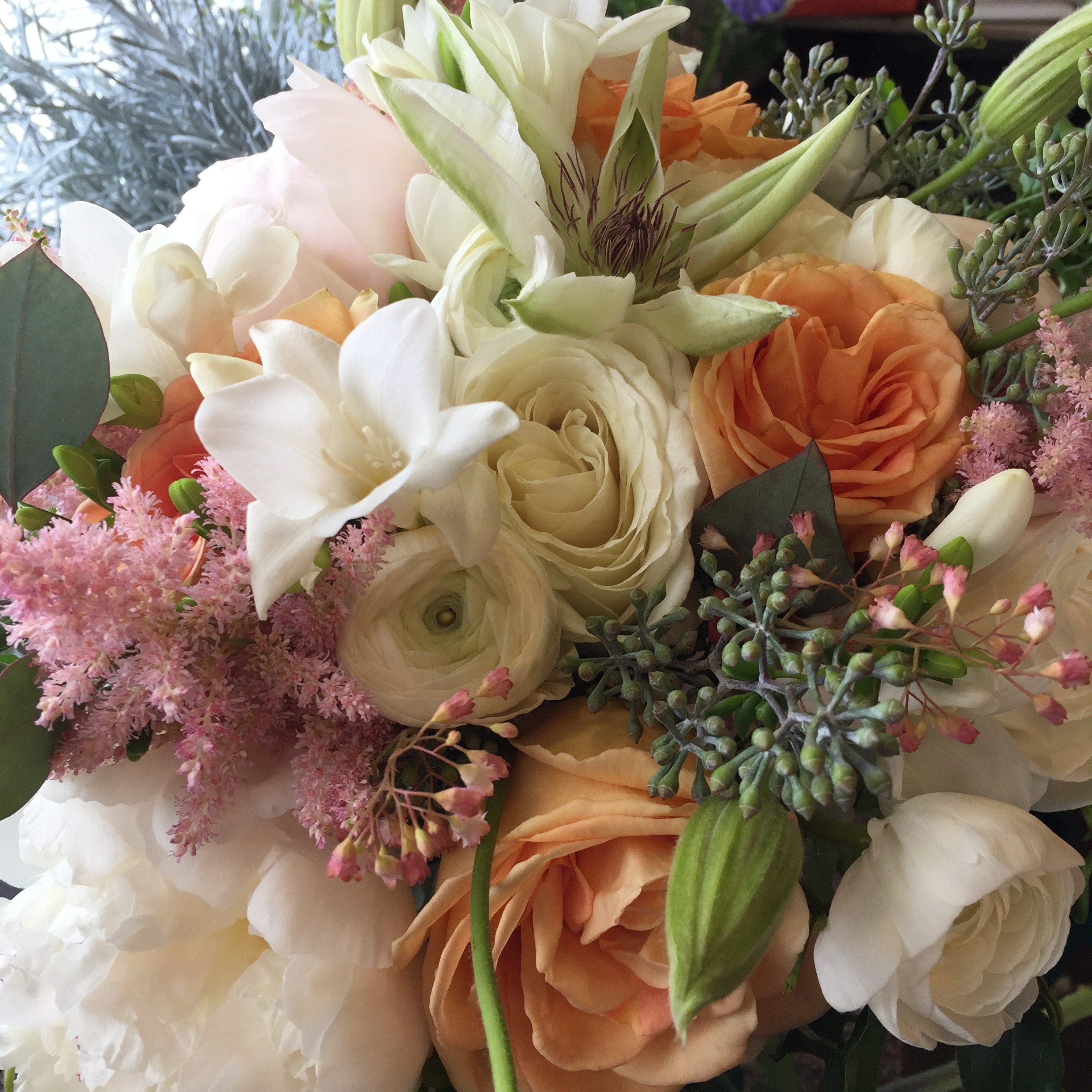 in feature weddings flowers trends vermont weddings leave a comment