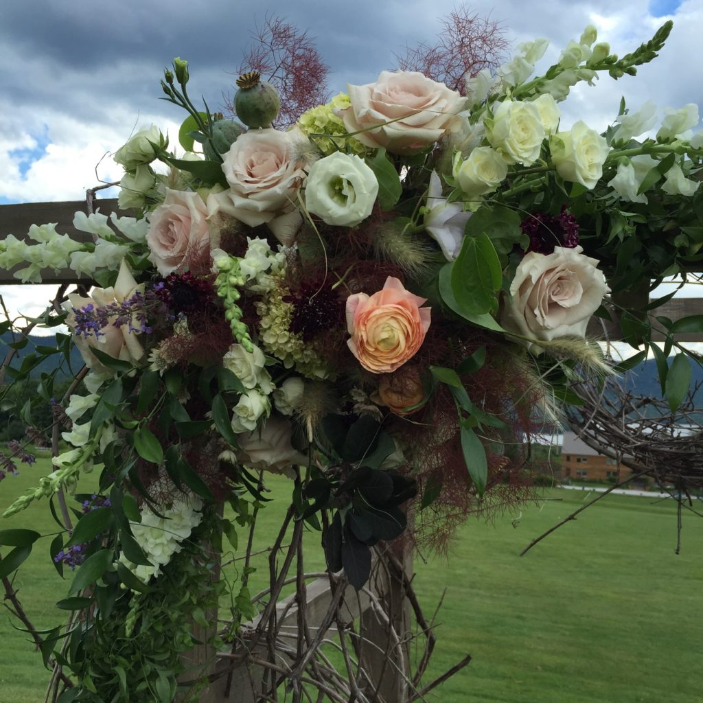 Wedding flowers, Vermont Wedding Flowers, Floral Artistry, Alison Ellis