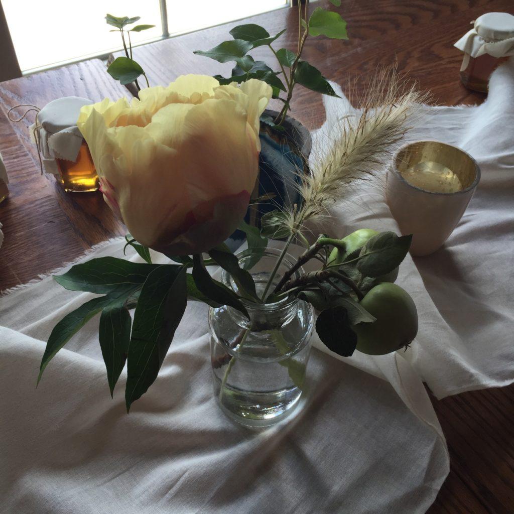 Peony, Vermont Wedding flowers