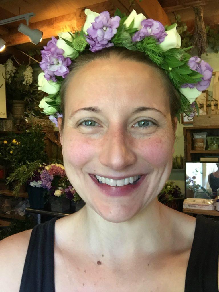 Alison Ellis of Floral Artistry