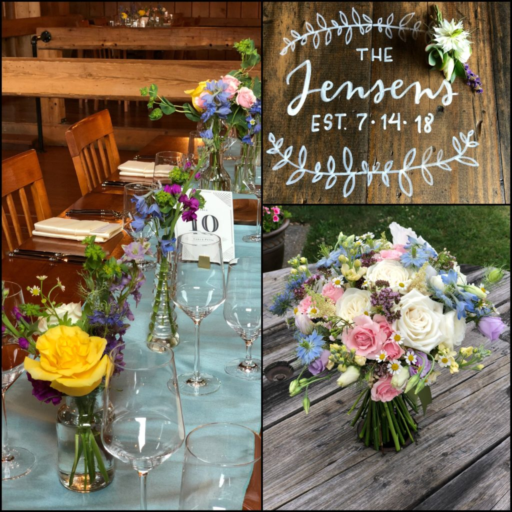 wedding at Boyden Barn, Flower by Floral Artistry, Vermont wedding flowers