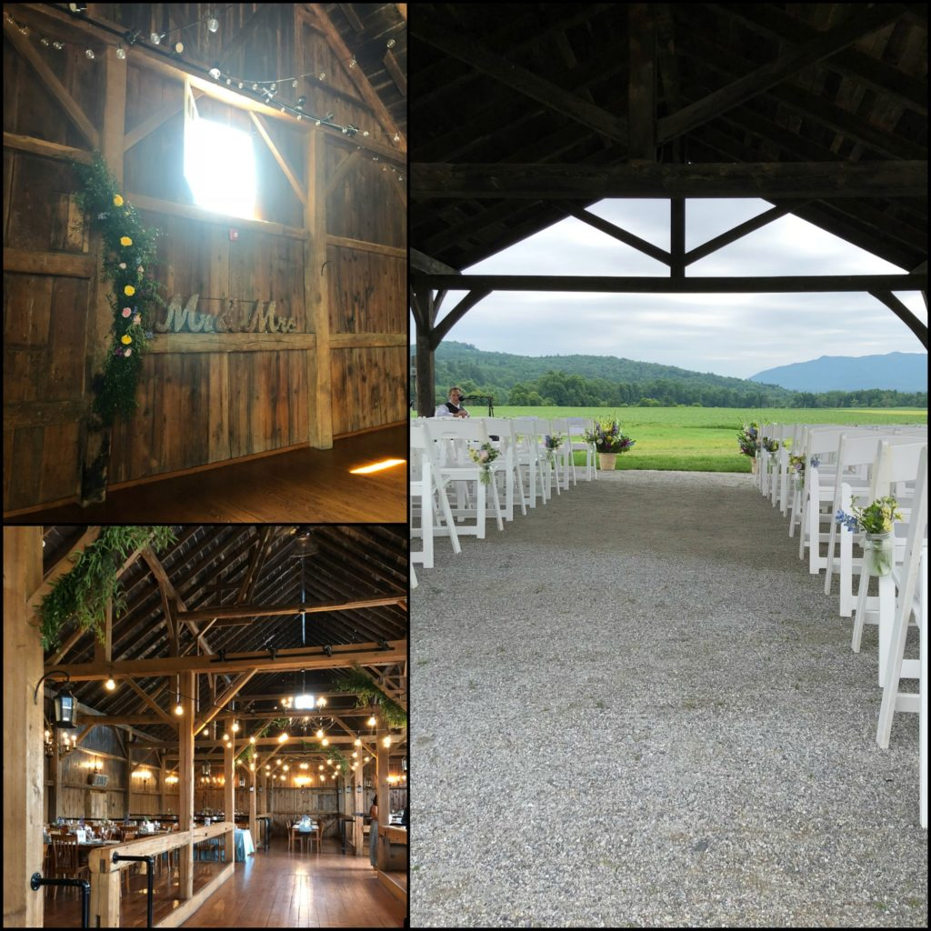 Wedding at The Barn at Boyden Farm