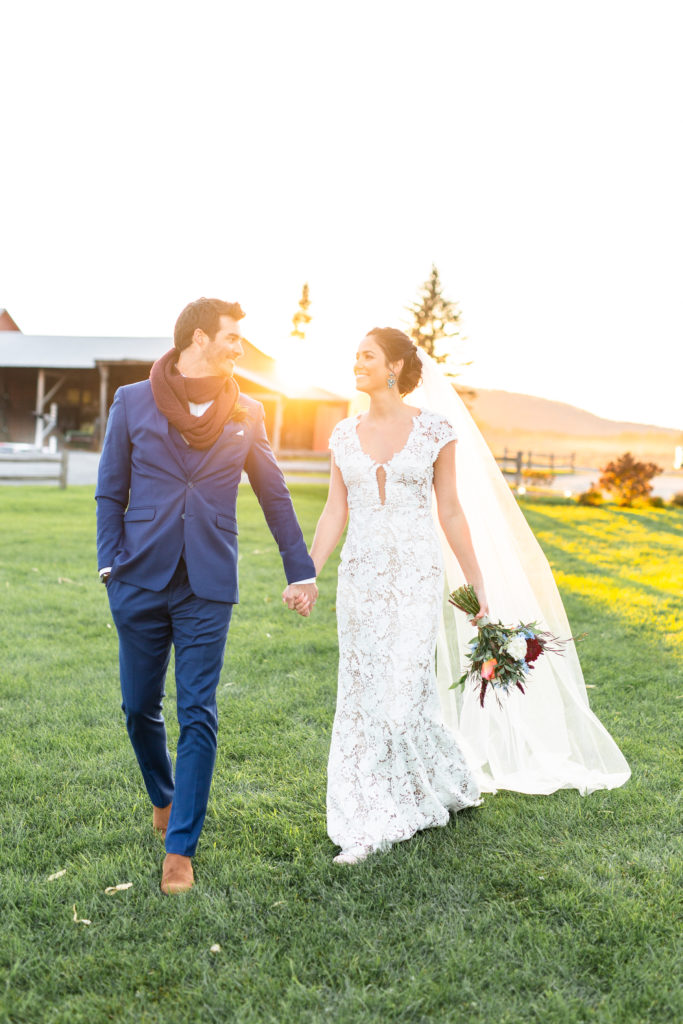 Vermont Wedding at Boyden Barn